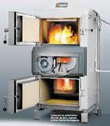Click here for details on the Vigas VIMAR Wood Gasification Boilers