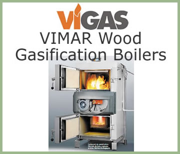 Vigas Vimar Wood Gasification Boilers