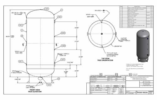 Water Tank Standard Sizes Pictures To Pin On Pinterest
